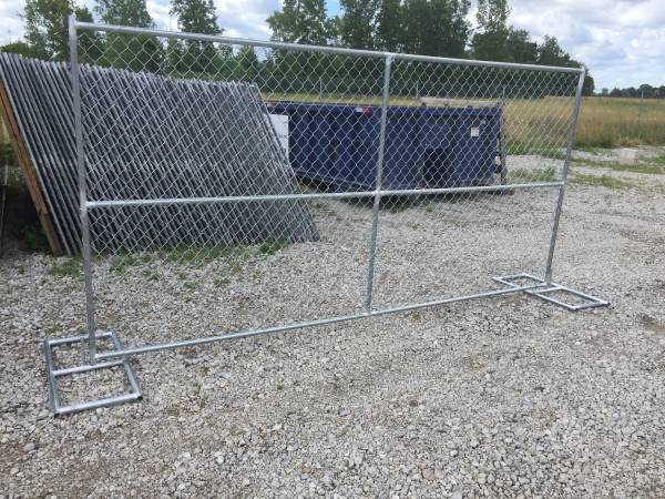 Construction fence rental midwest environmental inc